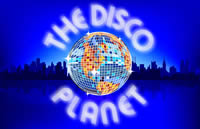The Disco Planet - Site